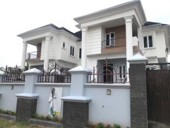 Newly Built and Tastefully Finished 6-bedroom House, Market Garden, Close to Pentagon Hotel, Gra, Enugu, Enugu, Semi-detached Bungalow for Rent