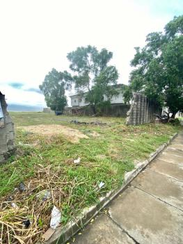 Water Front 1792sqm Bare Land in a Gated Estate, Vgc  Estate., Vgc, Lekki, Lagos, Residential Land for Sale