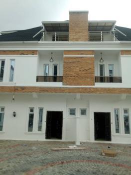Newly Built Luxury 4 Bedroom Semi Detached Duplex with Bq, Lekki Expressway, Lekki, Lagos, Semi-detached Duplex for Rent