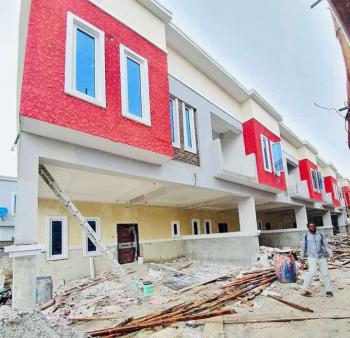 an Estate with High  Security and Excellent Facilities, Lekki Phase 2, Lekki, Lagos, Terraced Duplex for Sale