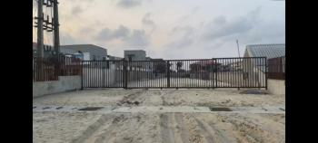 Fenced and Gated Dry Land Facing The Express, Beside a Major Filling Station Facing The Express, Eputu, Ibeju Lekki, Lagos, Commercial Land for Sale