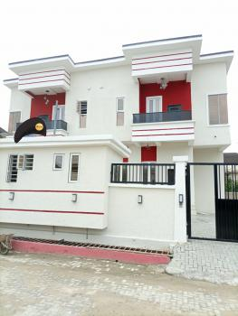 Luxury 4 Bedroom Duplex with Excellent Features., Ikota Area, Ikota, Lekki, Lagos, Semi-detached Duplex for Sale