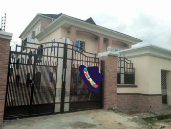 Brand New 2 Bedroom Flat Very Spacious with City Cctv Camera, Greenview Estate, Badore, Ajah, Lagos, Flat for Rent