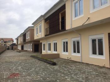 Brand New 4 Bedroom Semi Detached, Lekki Phase 1, Lekki, Lagos, Semi-detached Duplex for Rent