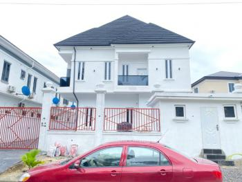 4 Bedroom Semi Detached Duplex with Bq, Chevron, Lekki Phase 2, Lekki, Lagos, Semi-detached Duplex for Sale