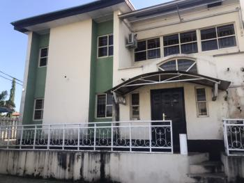 Serene Located 4 Bedrooms Terraced Duplex with Ample Space at The Rear, Off Ahmadu Bello Way, Garki, Abuja, Terraced Duplex for Sale