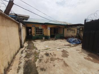 Well Located 3 Bedrooms Bungalow Directly on The Tarred Road, Off Airport Road, Fha (f.h.a), Lugbe District, Abuja, Detached Bungalow for Sale