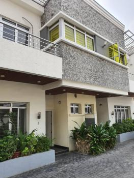 Modern, Contemporary 4 Bedroom Terrace House., Bisola Durosinmi Etti Road., Lekki Phase 1, Lekki, Lagos, Terraced Duplex for Rent