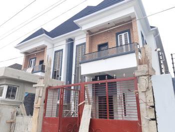 Newly Built 4 Bedroom Semi Detached  Duplex in an Estate., Agungi, Lekki, Lagos, Semi-detached Duplex for Sale