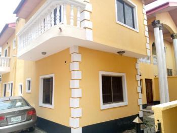 Lovely Commercial 4 Bedroom Semi Detached Duplex, Lekki Phase 1, Lekki, Lagos, Semi-detached Duplex for Rent