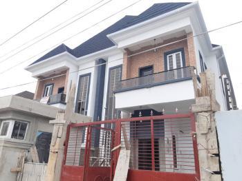 4 Bedrooms Ensuite Semi-detached Duplex, Agungi, Lekki, Lagos, Semi-detached Duplex for Sale