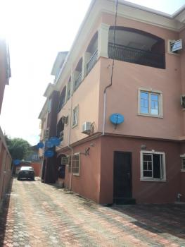 Lovely 3bedroom Flat Upstairs with Spacious Rooms, in a Well Secured Environment, Ologolo, Lekki, Lagos, Flat for Rent