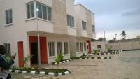 3 Bedroom Terraced Duplex with Boys Quarters, Ikeja, Lagos, Terraced Duplex for Sale
