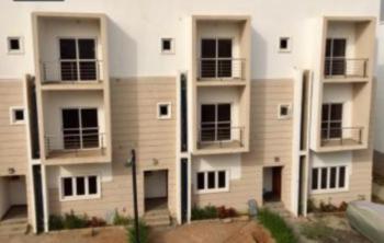 Luxury 4 Bedrooms Terraced Duplex, Mabuchi, Abuja, Terraced Duplex for Sale