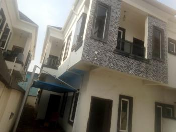 Newly Built 4 Bedroom Semi Detached House with Drive Way at Ologolo, Within an Estate, Along Ologolo, Ologolo, Lekki, Lagos, Semi-detached Duplex for Sale