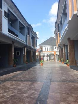 Tastefully Finished 4 Bedroom Terrace Duplex, By Chevron Drive, Lekki Phase 1, Lekki, Lagos, Terraced Duplex for Rent