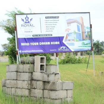 Get an Amazing Dry Land in a Wonderful Fast Growing Environment, Few Minutes After La Campaigne Tropicana Beach Resorts Centre,okun Ise, Ibeju Lekki, Lagos, Mixed-use Land for Sale