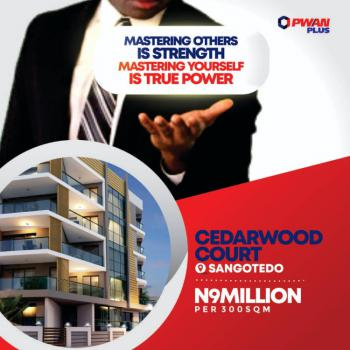 Cedarwood Court Estate, Sangotedo, Ajah, Lagos, Mixed-use Land for Sale
