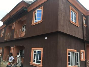 Newly Built a Room and Parlour on a Paved Way, Akis Bus Stop, Lekki Phase 2, Lekki, Lagos, Mini Flat for Rent