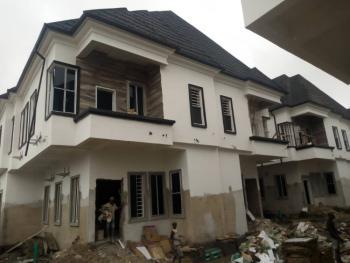 Newly Built 4 Bedroom Semi Detached Duplex  Finished + Bq, Lekki Phase 1, Lekki, Lagos, Semi-detached Duplex for Sale