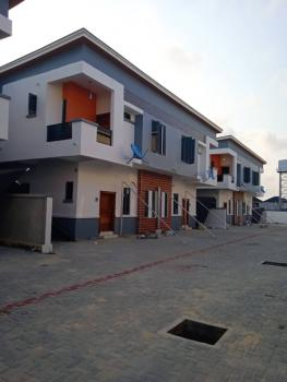 a Luxury Finished 4 Bedroom Semi Detached Duplex with Bq., Chevron Drive Lekki, Lekki Expressway, Lekki, Lagos, Semi-detached Duplex for Sale