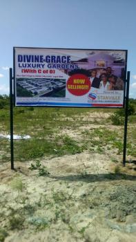 C of O Land in  Oku-ojeh Village, Divine Grace Luxury Gardens, Alatise, Ibeju Lekki, Lagos, Residential Land for Sale