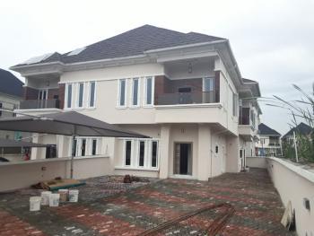 Newly Built 4 Bedroom Semi Detached Duplex with Bq., Divine Homes Thomas Estate, Lekki Phase 2, Lekki, Lagos, Semi-detached Duplex for Sale
