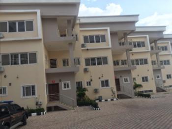 Brand New 5 Bedroom Fully Serviced Duplex + Bq, Spacious Compound, Guzape District, Abuja, Detached Duplex for Rent