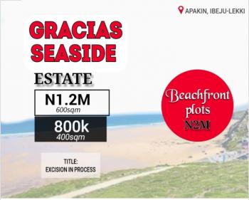 Estate Land, Eleko, Ibeju Lekki, Lagos, Mixed-use Land for Sale