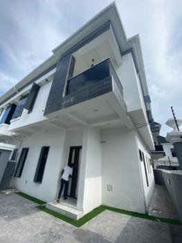 Excellent Brand New 4 Bedrooms Semi Detached Duplex with Bq, Oral Estate, Lekki Expressway, Lekki, Lagos, Semi-detached Duplex for Rent