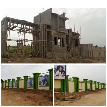 Residential Plots of Land in a Private Estate, Evergreen Hilltop Estate, Off Ikola Road, Ipaja, Lagos, Residential Land for Sale
