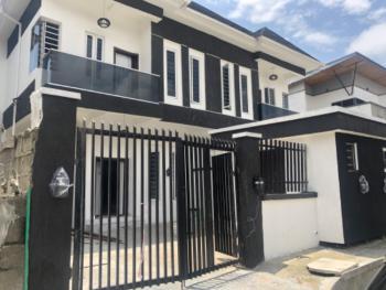 Spaciously Built 4 Bedroom Semi Detached Duplex with Bq, Idado, Lekki, Lagos, Semi-detached Duplex for Sale