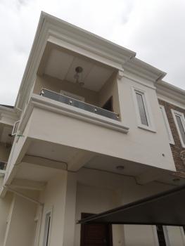 Newly Built 4 Bedroom Semi Detached Duplex, Chevron Alternative, Lekki Phase 2, Lekki, Lagos, Semi-detached Duplex for Rent