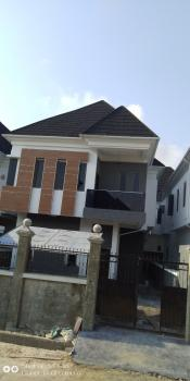 Brand New 10 Units of 5 Bedrooms Detached Duplex with Bq, By Chevron International Office, Lekki Phase 1, Lekki, Lagos, Detached Duplex for Sale