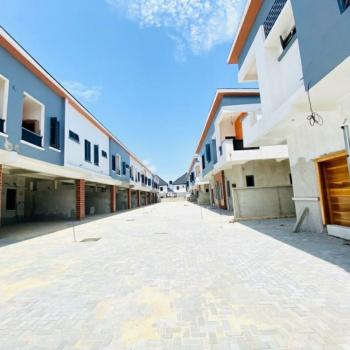 Pay and Pack in Luxury Four Bedrooms Duplex, Chevron Alternative Drive, Agungi, Lekki, Lagos, Semi-detached Duplex for Sale