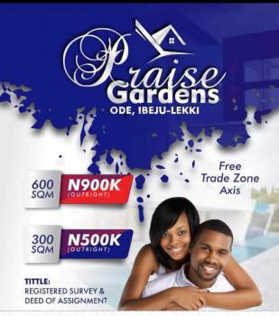 Praise Gardens Phase 2, Ibeju Lekki, Lagos, Mixed-use Land for Sale
