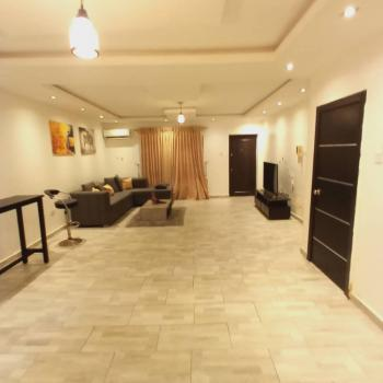 Serviced and Furnished 3 Bedroom+ Bq, Off Oba Palace Road, Oniru, Victoria Island (vi), Lagos, Flat for Rent