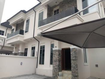 4bedroom Semi Detached Duplex with a Room Boys Quarter, Chevron, Lekki, Lagos, Semi-detached Duplex for Rent
