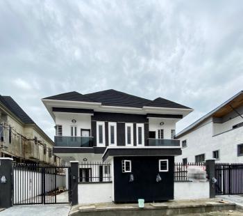 Spacious 4 Bedroom Luxury Semi Detached Duplex with a Domestic Room, Idado, Lekki, Lagos, Semi-detached Duplex for Sale
