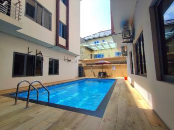 Luxury 3 Bedroom Apartment with Bq. 24 Hours Electricity. Pool. Gym, Lekki Phase 1, Lekki, Lagos, Flat for Rent