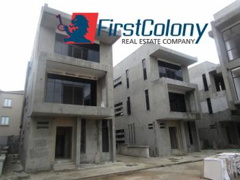 Ongoing 5 Bedroom Detached Duplex Within a Serviced Residential Court, Off Turnbull Road, Old Ikoyi, Ikoyi, Lagos, Detached Duplex for Sale