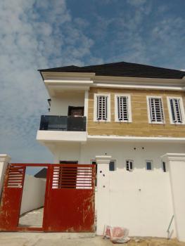 Newly Built 4 Bedroom Semi Detached Duplex with Bq, Orchid, Lekki Phase 2, Lekki, Lagos, Semi-detached Duplex for Sale