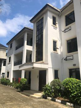 Well Built 3 Bedroom Apartment  with B.q, Oniru, Victoria Island (vi), Lagos, Flat for Rent
