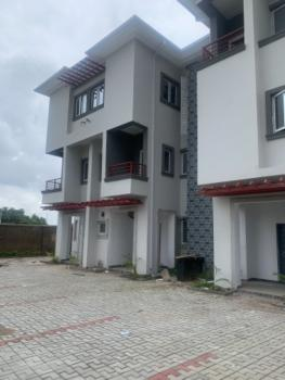 Newly Built 4 Bedrooms Modern Terraced Duplex, Wuye, Abuja, Terraced Duplex for Sale