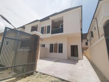 4 Bedrooms Semi Detached Duplex with Bq, Lafiaji, Lekki, Lagos, Semi-detached Duplex for Sale