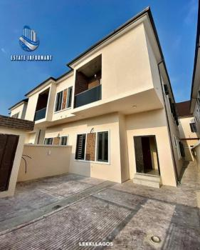 Fully Completed 4 Bedrooms Semi-detached Duplex with a Bq, Lekki Phase 2, Lekki, Lagos, Semi-detached Duplex for Sale