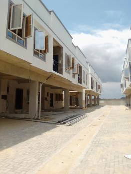 Newly Built 3 Bedroom Terrace Duplex  in a Mini Court., 2nd Toll Gate., Lekki Phase 2, Lekki, Lagos, Terraced Duplex for Sale