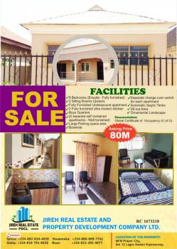 8 Bedroom Semi Detached Duplex in a Serene Environment, Mfm Prayer City, Km 12 Lagos Ibadan Expressway., Magboro, Ogun, Semi-detached Duplex for Sale