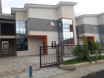 5 Bedroom Semi-detached Maisonette, Apo, Abuja, Terraced Duplex for Sale