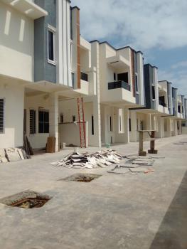 4 Bedrooms Semi Detached with Bq in a Mini Court, 2nd Toll Gate, Lekki Phase 2, Lekki, Lagos, Semi-detached Duplex for Sale